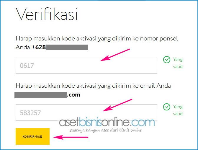 Cara Daftar Dan Membuka Akun Exness 3 - Cara Daftar Dan Membuka Akun Di Broker Exness Indonesia