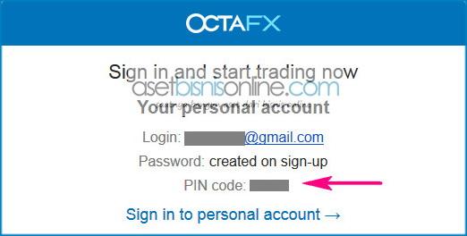 Cara Daftar Dan Membuka Akun Octafx Terbaru 8 - Cara Daftar Dan Membuka Akun Di Broker OctaFX