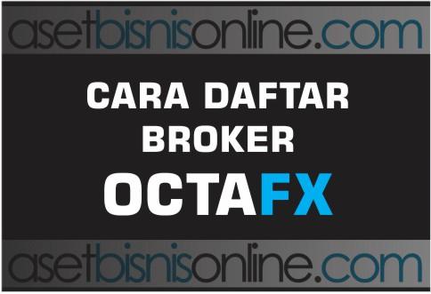 cara daftar octafx - cara daftar octafx