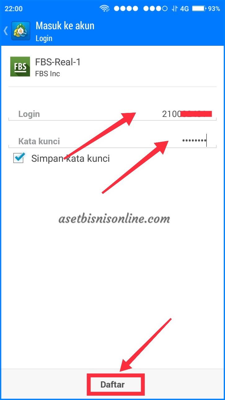 Cara Instal MT4 di Android 7 - Cara Instal Metatrader (MT4) di Android