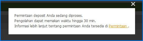 Cara deposit fbs dengan bank 10 - Cara Deposit FBS Melalui Bank Lokal Indonesia