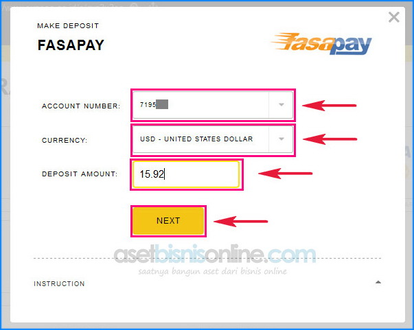 cara deposit exness dengan bank 2 - cara deposit exness dengan bank 2