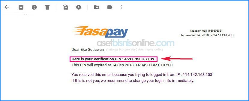 cara deposit exness dengan bank 6 - Cara Deposit Exness Melalui Fasapay