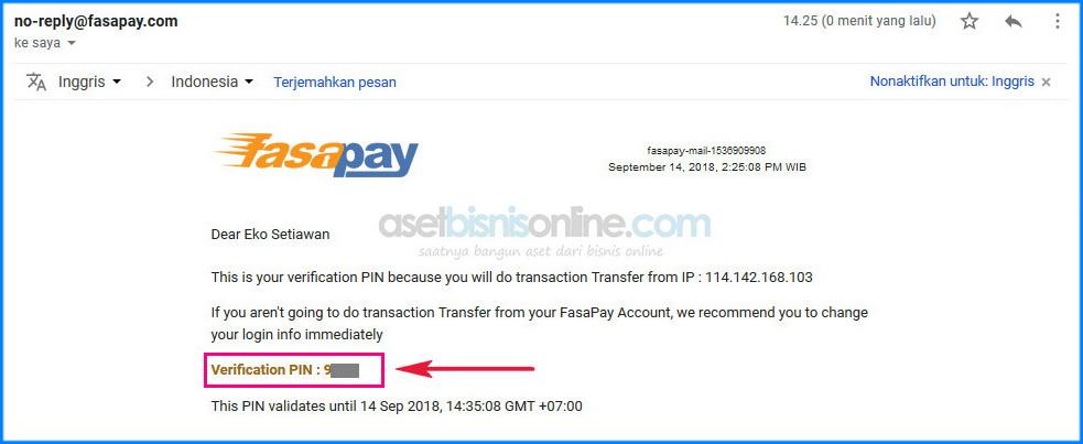 cara deposit exness dengan bank 8 - Cara Deposit Exness Melalui Fasapay