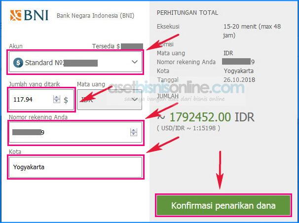 Temukan Cara Withdraw Fbs Indonesia mudah