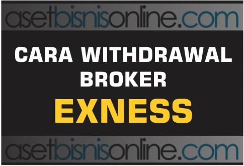 cara withdrawal exness - cara withdrawal exness
